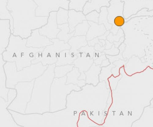 Strong earthquake rattles Pakistan, India