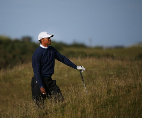 Tiger Woods returns to course, future still unknown