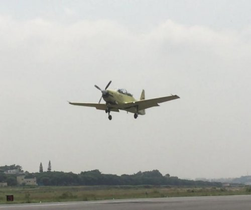 India's HTT-40 trainer aircraft takes first flight