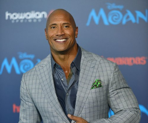 Dwayne Johnson sings 'Happy Birthday' to his baby daughter in viral video