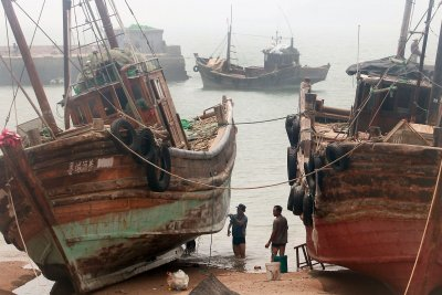 U.S. North Korea bill could push China to scale back illegal fishing