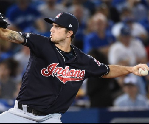 Cleveland Indians baffle Kansas City Royals behind arm of Ryan Merritt
