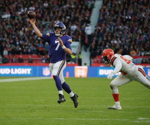 Minnesota Vikings keep rolling despite injury issues