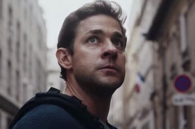 John Krasinski is the new 'Jack Ryan' in Super Bowl-bound trailer