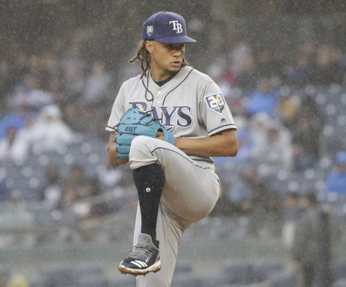 Tampa Bay Rays' Chris Archer aims for success versus Boston Red Sox