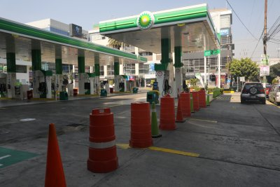 Mexican president blames fuel shortage on sabotage