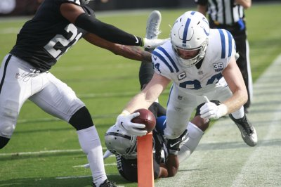 Indianapolis Colts TE Jack Doyle recovering from hip surgery