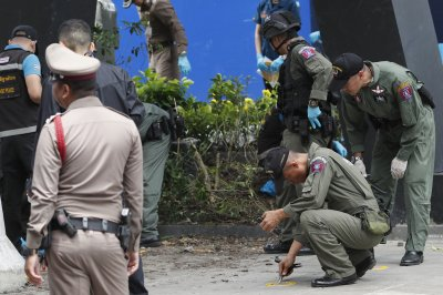 Several small explosions hit Bangkok during ASEAN forum
