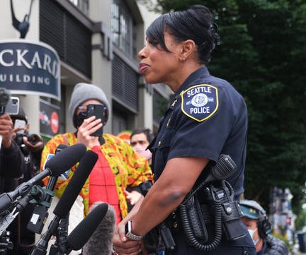 Seattle police chief to retire after protests, budget cuts