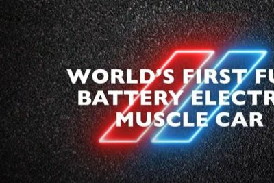 Dodge to make electric muscle car in 2024