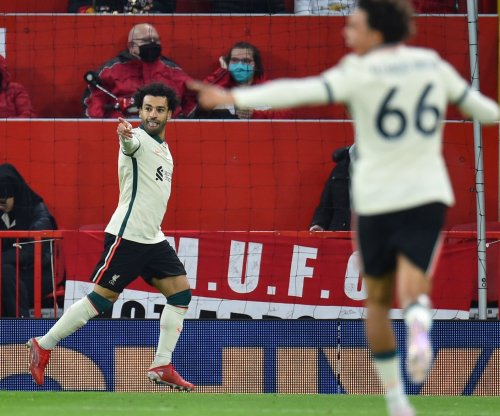 Liverpool dismantles Manchester United behind Salah hat trick
