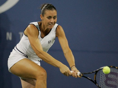 Pennetta takes lop-sided win in Palermo