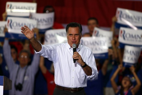 Romney discusses Medicare stance in Fla.