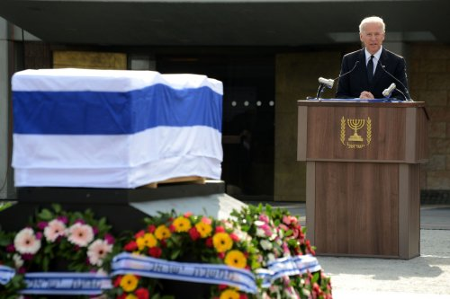 Former Israeli PM Ariel Sharon buried next to second wife