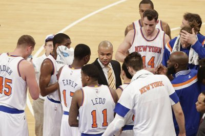 Bargnani, New York Knicks top Philadelphia 76ers