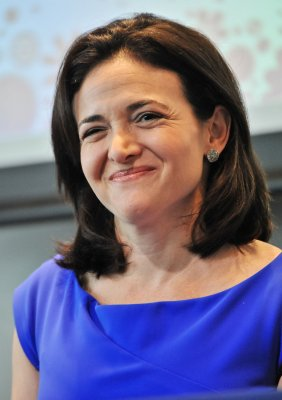 Sheryl Sandberg and her husband pledge half of their fortune to charity