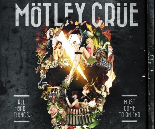 Motley Crue to play last concert Dec. 31 in LA