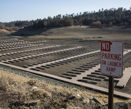 California drought caused by climate change, according to a new study