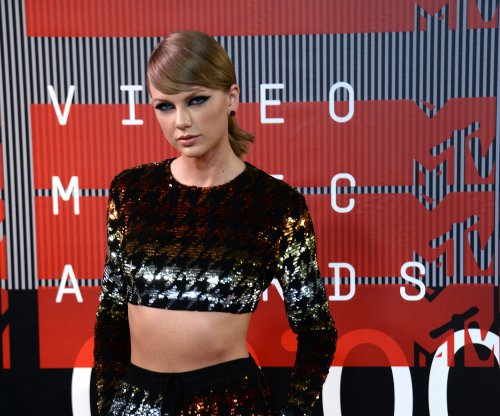 Taylor Swift wins four MTV VMAs, including Video of the Year for 'Bad Blood'
