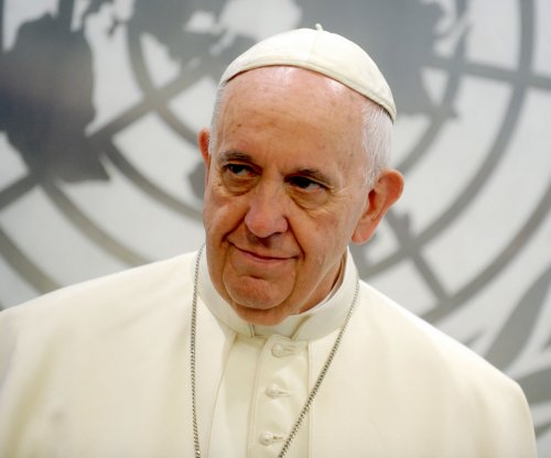 Pope stands up for poor, the environment in UN address