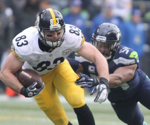 Steelers TE Heath Miller leaves with rib ailment