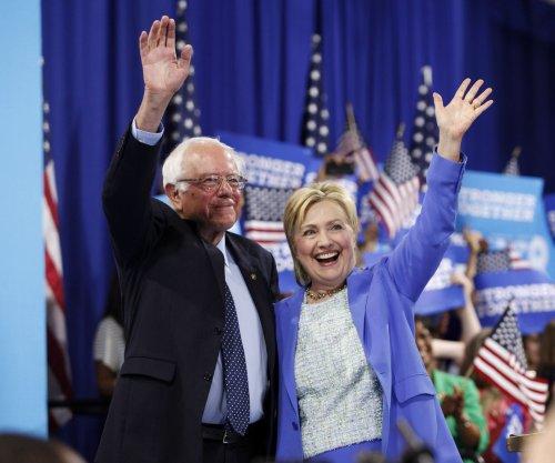 Bernie Sanders endorses Hillary Clinton, ending his presidential campaign