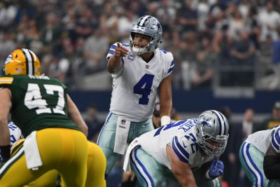 Dallas Cowboys not panicking over slow start