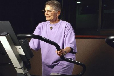 Exercise can give seniors more energy