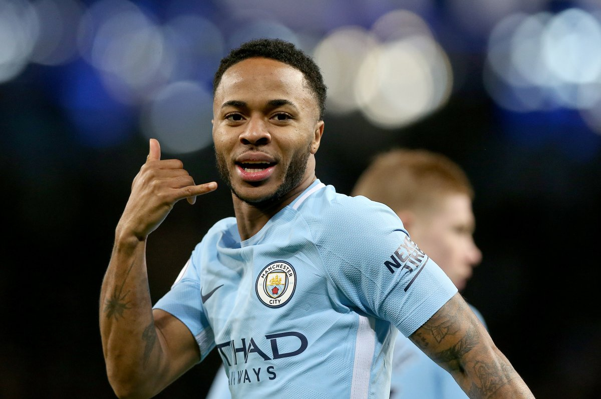 Watch: Manchester City\'s Raheem Sterling copies teammates goal ...