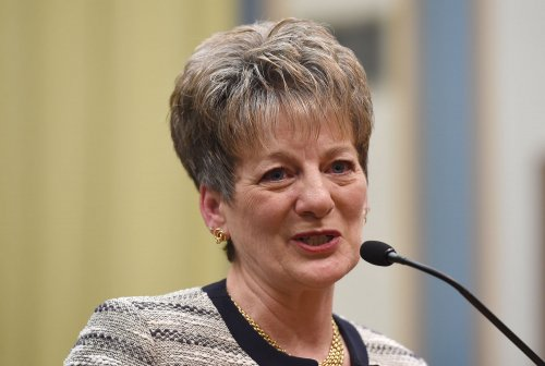 Debbie Smith urges reauthorization of rape kit law