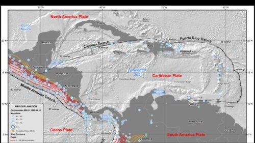 6.9 magnitude earthquake rattles Guatemala and Mexico