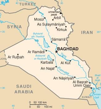 Families of Islamic State victims attack Iraqi parliament