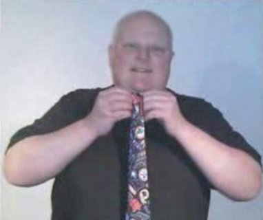 Rob Ford's crack confession necktie sells for $12,997