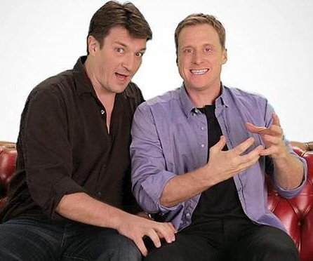 Nathan Fillion, Alan Tudyk launch campaign to fund 'Con Man'