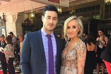 Nastia Liukin engaged to Matt Lombardi