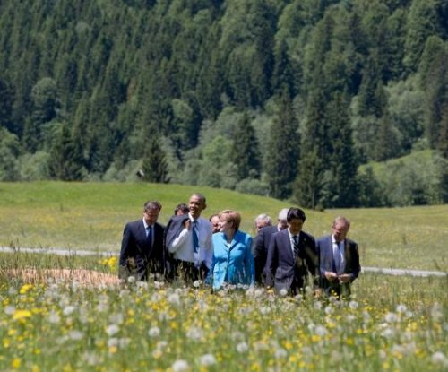 G7 meeting focuses on terrorism, environment