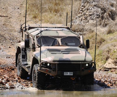 Australia to acquire Thales Hawkei