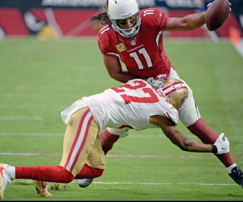 Arizona Cardinals WR Larry Fitzgerald has season-best game despite injuries