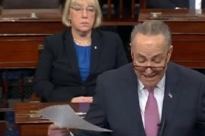 New Senate Dem leader Schumer: 'Harmful GOP policies will crash in 115th Congress'
