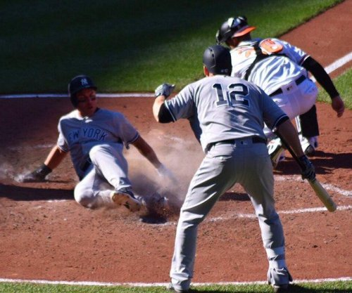 New York Yankees rally to avoid sweep in Baltimore