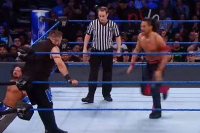 WWE Smackdown: Styles, Nakamura team up against Owens, Zayn