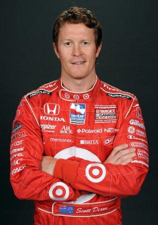 Scott Dixon wins IRL race in Kansas