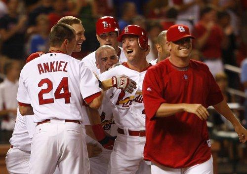 MLB: St. Louis 6, LA Dodgers 4 (11 inn)