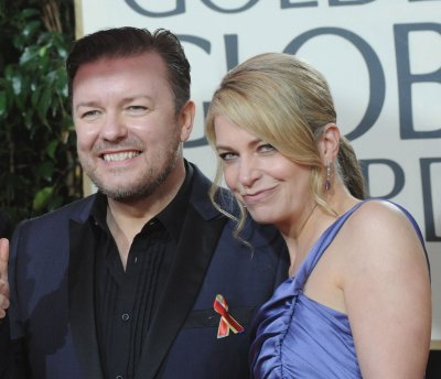 Gervais to return as Golden Globes host