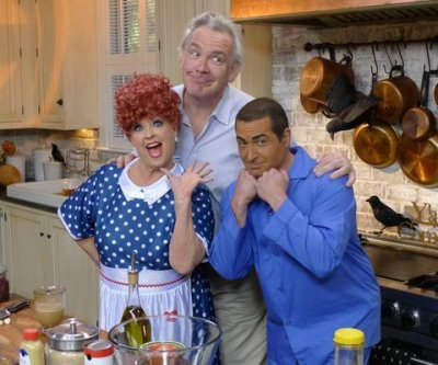 Paula Deen outrages with photo of son in brownface