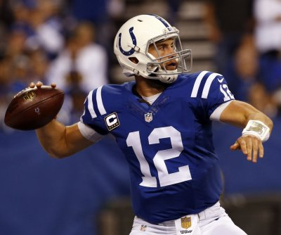 Indianapolis Colts QB Andrew Luck hopes to play Thursday