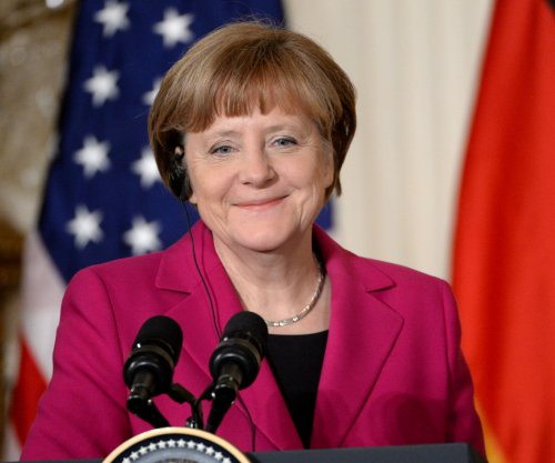Angela Merkel is Time's first female 'Person of the Year' in 29 years