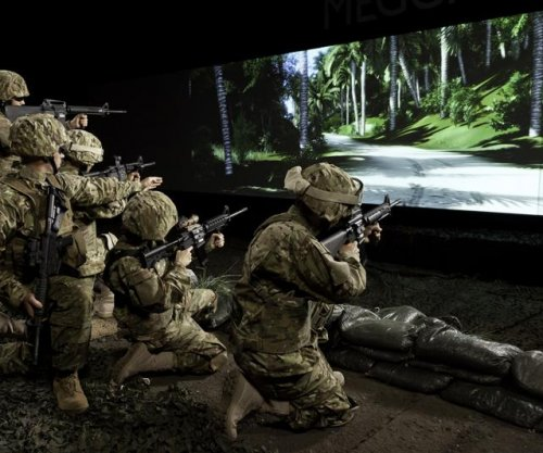 Marines order more simulated training systems