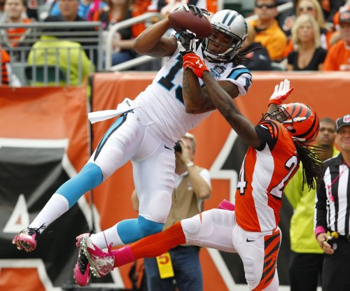 "Fantasy Football Alert: Carolina Panthers' Devin Funchess ""pushing"" Kelvin Benjamin"