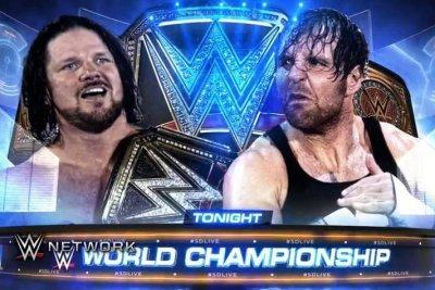 WWE Smackdown Live: AJ Styles, Dean Ambrose collide, Dolph Ziggler challenges The Miz